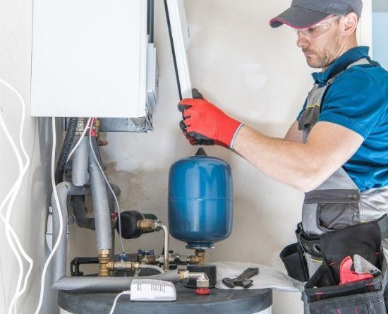 servicemonteur w-installaties