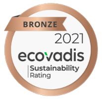 EcoVadis bronzen medaille voor Progress